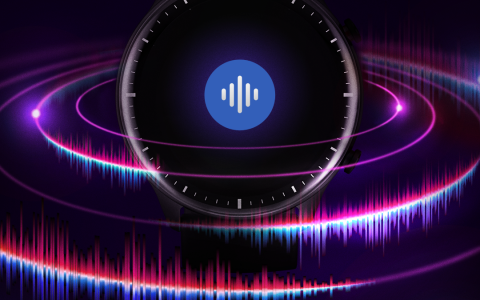 华米科技发布倒计时海报:Amazfit 新品智能手表支持离线语音交互功能