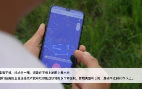 """阿里动物园飞来""""大山雀"""" 网商银行首次用卫星遥感技术破解农村金融难题"""