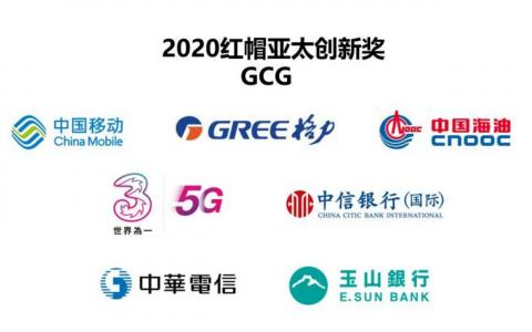 2020红帽亚太创新奖获奖名单公布: 中移互联网、中国海洋和格力在列