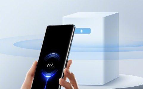 小米业内首发隔空充电技术,率先进入真无线充电时代