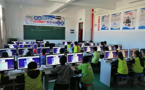 妙小程编程网课走进云南楚雄 助力优质教育资源共享
