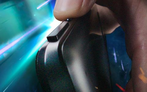 黑鲨4操控功能曝光 全系搭载实体肩键升级游戏体验