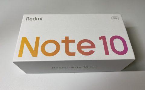"""Redmi Note 10评测:5G高刷普及""""小金刚"""""""