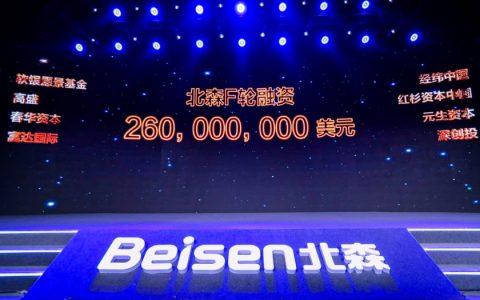 北森完成2.6亿美金融资,一体化×低代码引领HR数字化风潮