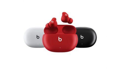 Beats Studio Buds正式发布,支持ANC主动降噪,售价1099元