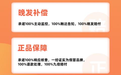 """淘宝天猫推""""百分百计划""""全面提升服务体验,首批推出五大权益保障"""