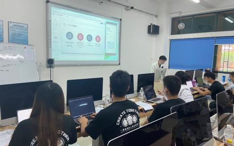 三七互娱联合华南理工大学开展实训课 助力行业技术人才培养