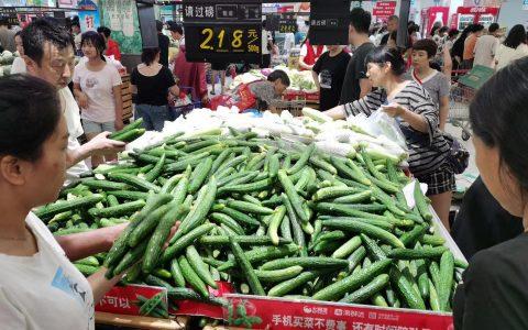 郑州大润发免费提供女性用品等救援服务 全力以赴保供应