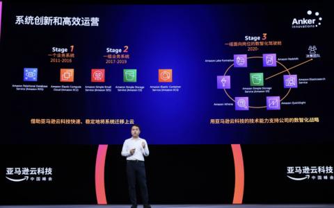 安克创新使用亚马逊云科技,打造全价值链数智化能力
