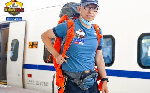 """张朝阳:""""搜狐新闻雪山行""""直播是集大成之展示  希望年轻人能享受登山快乐"""