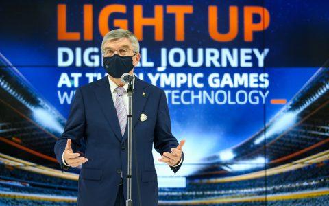 阿里云支撑奥运会全球转播,奥委会主席巴赫感谢中国技术