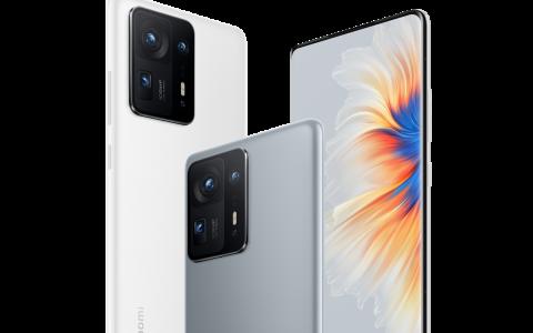 小米MIX 4发布,搭载屏下摄像头,售价4999元起