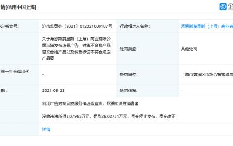 再被罚!总罚款破180万,H&M在中国的故事还能继续讲吗?