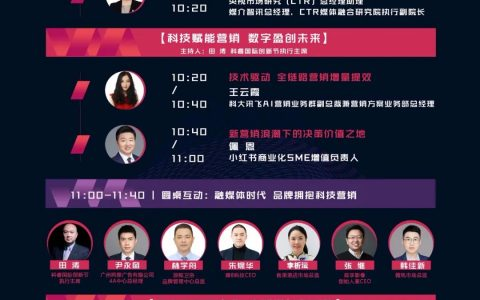 倒计时5天 | 2021科睿国际创新节高峰论坛嘉宾正式亮相!