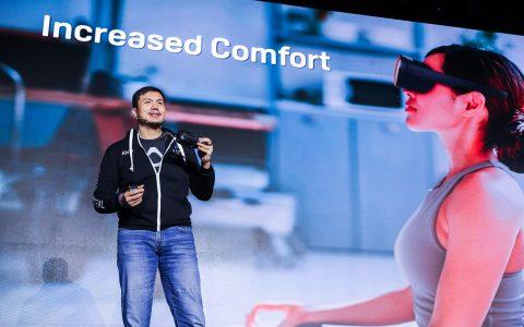 """开启""""元宇宙之门"""" HTC VIVE推出跨世代沉浸式眼镜VIVE FLOW"""