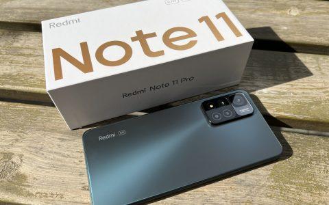 """Redmi Note 11 Pro首发评测:首发天玑920加持,千元级别品质""""小金刚"""""""