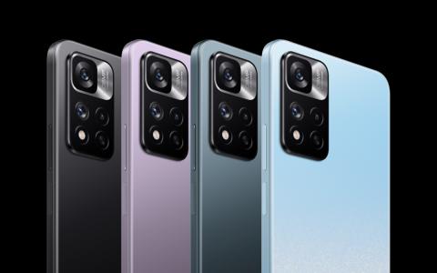 Redmi Note 11 系列发布,加速 120W 快充普及,售价1199元起